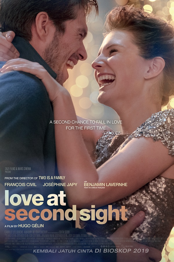 Love At Second Sight poster