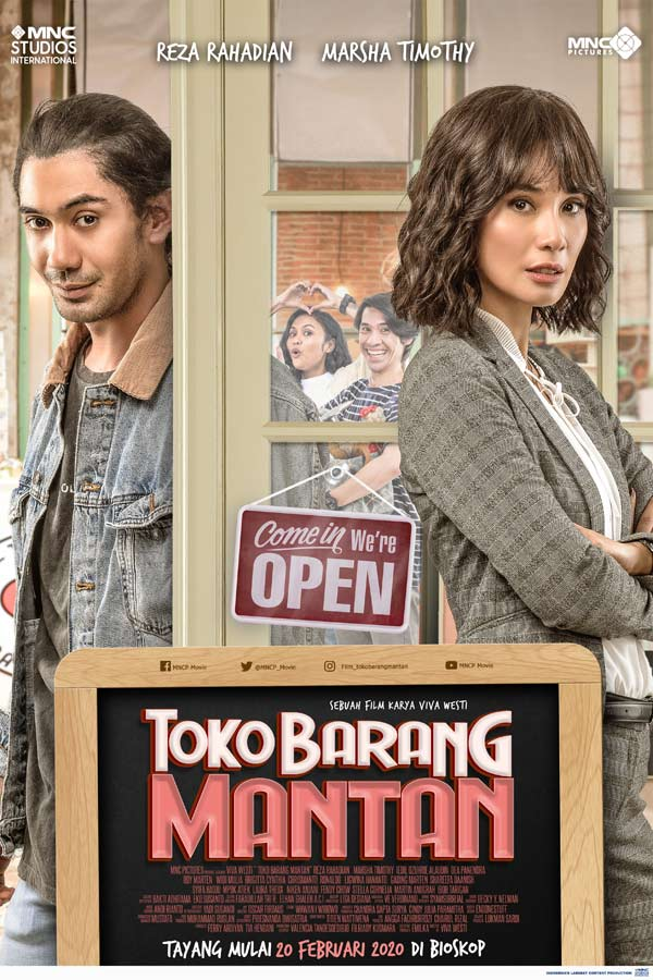 Toko Barang Mantan poster