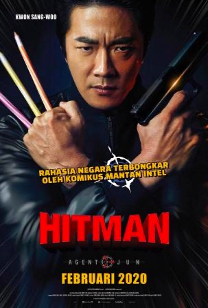 Hitman: Agent Jun poster